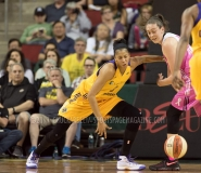 Gallery WNBA: Seattle Storm 81 vs. Los Angeles Sparks 69