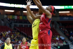 Gallery WNBA: Seattle Storm 81 vs Washington Mystics 77