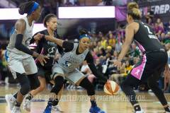 Gallery WNBA: Seattle Storm 82 vs Minnesota Lynx 74