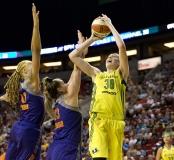 Gallery WNBA: Seattle Storm 82 vs. Phoenix Mercury 85