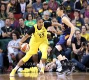 Gallery WNBA: Seattle Storm 82 vs Phoenix Mercury 87