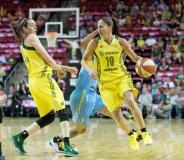 Gallery WNBA: Seattle Storm 83 vs. Chicago Sky 94
