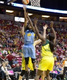 Gallery WNBA: Seattle Storm 83 vs. Chicago Sky 94
