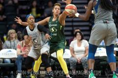 Gallery WNBA: Seattle Storm 84 vs Minnesota Lynx 77