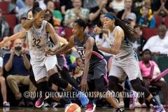 Gallery WNBA: Seattle Storm 85 vs Minnesota Lynx 75