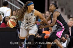 Gallery WNBA: Seattle Storm 85 vs Minnesota Lynx 75