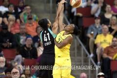 Gallery WNBA: Seattle Storm 85 vs New York Liberty 77