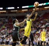 Gallery WNBA: Seattle Storm 87 vs. New York Liberty 81