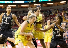 Gallery WNBA: Seattle Storm 87 vs. New York Liberty 81