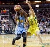 Gallery WNBA: Seattle Storm 88 vs Chicago Sky 75