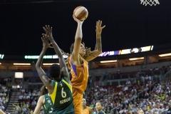 Gallery WNBA: Seattle Storm 91 vs Phoenix Mercury 87 OT