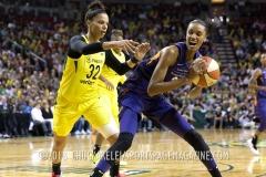 Gallery WNBA: Seattle Storm 91 vs Phoenix Mercury 87