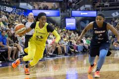 Gallery WNBA: Seattle Storm 92 vs Atlanta Dream 75
