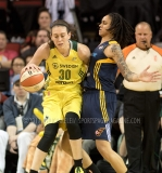 Gallery WNBA: Seattle Storm 94 vs. Indiana Fever 70