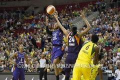 Gallery WNBA: Seattle Storm 94 vs Phoenix Mercury 84