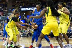 Gallery WNBA: Seattle Storm 95 vs Dallas Wings 81