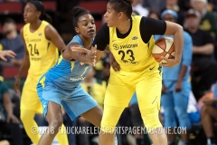 Gallery WNBA: Seattle Storm 96 vs Chicago Sky 85