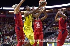 Gallery WNBA: Seattle Storm 97 vs Washington Mystics 91