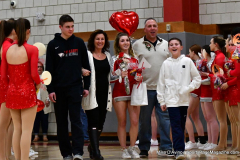Wolcott High Senior Night Festivities - Photo # (148)