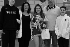 Wolcott High Senior Night Festivities - Photo # (155)