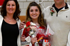 Wolcott High Senior Night Festivities - Photo # (156)