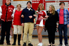 Wolcott High Senior Night Festivities - Photo # (200)