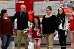 Wolcott High Senior Night Festivities - Photo # (238)
