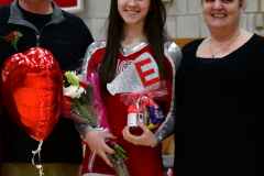 Wolcott High Senior Night Festivities - Photo # (241)