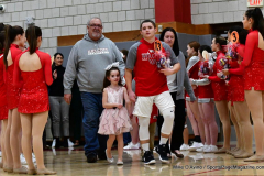 Wolcott High Senior Night Festivities - Photo # (284)