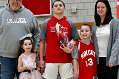 Wolcott High Senior Night Festivities - Photo # (290)
