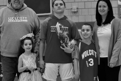 Wolcott High Senior Night Festivities - Photo # (291)