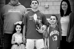 Wolcott High Senior Night Festivities - Photo # (292)