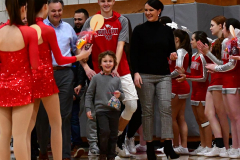 Wolcott High Senior Night Festivities - Photo # (307)