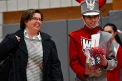 Wolcott High Senior Night Festivities - Photo # (46)