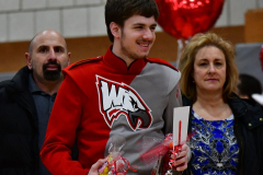 Wolcott High Senior Night Festivities - Photo # (54)