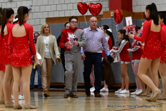 Wolcott High Senior Night Festivities - Photo # (59)