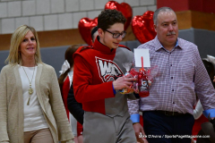 Wolcott High Senior Night Festivities - Photo # (63)