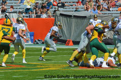 Gallery:AAF:Arizona Hotshots 32 vs San Diego Fleet 15, Sun Devil Stadium, Tempe, AZ, 3/24/2019. Photo by John Schultz