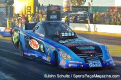 Gallery:NHRA-35th Annual Magic Dry Arizona Nationals-Qualifying Round 3, Wild Horse Pass Motorsports Park, Chandler, AZ, 2/23/2019, Photo by John Schultz
