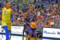 Gallery:WNBA:Phoenix Mercury 69 vs Dallas WIngs 64