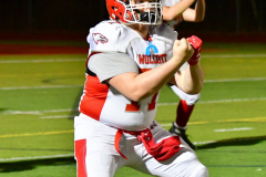 CIAC Football; Class M QFs - #2 Sheehan vs. #7 Wolcott - Photo # 074