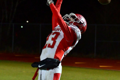 CIAC Football; Class M QFs - #2 Sheehan vs. #7 Wolcott - Photo # 101