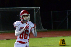 CIAC Football; Class M QFs - #2 Sheehan vs. #7 Wolcott - Photo # 108