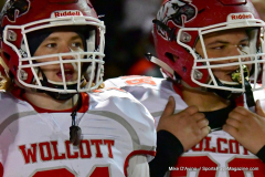 CIAC Football; Class M QFs - #2 Sheehan vs. #7 Wolcott - Photo # 291