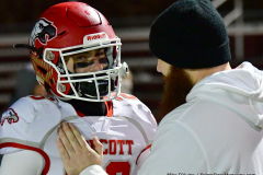 CIAC Football; Class M QFs - #2 Sheehan vs. #7 Wolcott - Photo # 292