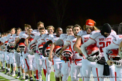 CIAC Football; Class M QFs - #2 Sheehan vs. #7 Wolcott - Photo # 431