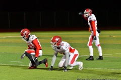 CIAC Football; Class M QFs - #2 Sheehan vs. #7 Wolcott - Photo # 456