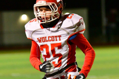 CIAC Football; Class M QFs - #2 Sheehan vs. #7 Wolcott - Photo # 464