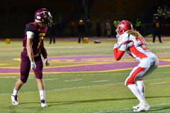 CIAC Football; Class M QFs - #2 Sheehan vs. #7 Wolcott - Photo # 475