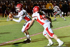 CIAC Football; Class M QFs - #2 Sheehan vs. #7 Wolcott - Photo # 551